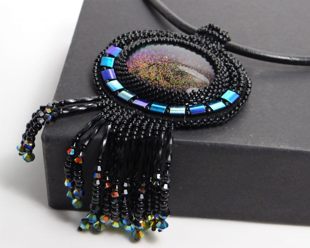 médaillon Malefic , collection Dark Scarabeus