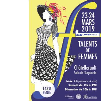 Talents de Femmes-Chatellerault