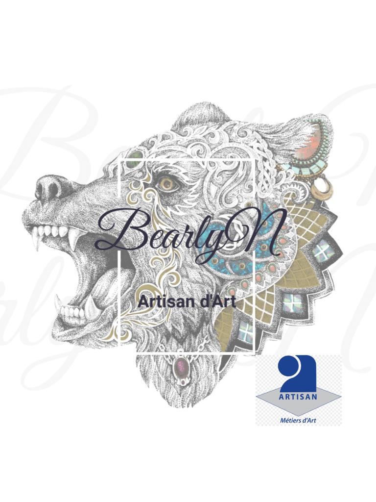 BearlyN a reçu le titre d'artisan d'art